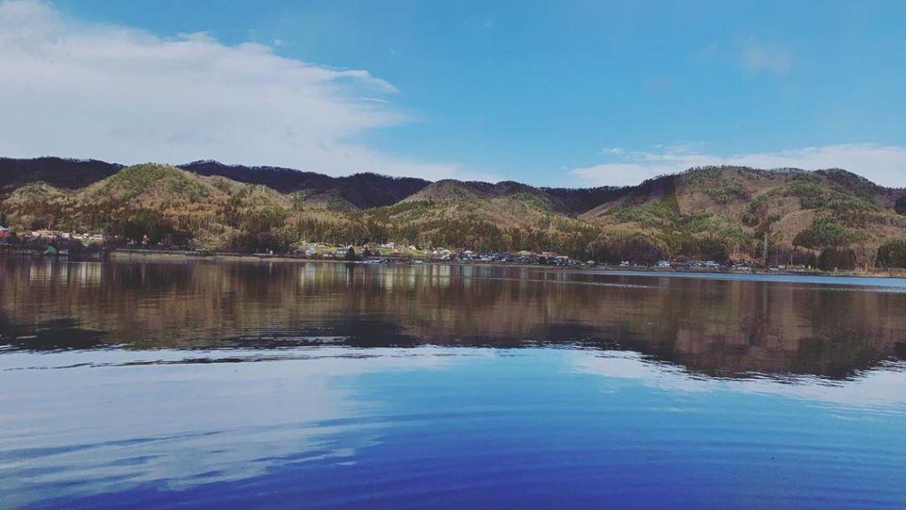 インスタ企画【木崎湖思い出写真展】開催中