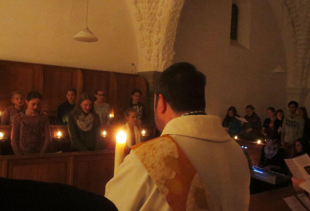 """Jugendvesper zum Thema """"Hl. Franziskus von Assisi"""""""