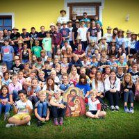 120-Personen am Jungscharlager