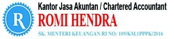 Kantor Jasa Akuntan (KJA) Romi Hendra