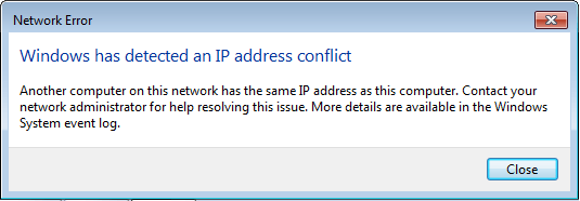 image4 - Tips on how to avoid IP address conflicts