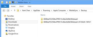 kjc iTunes backup files - kjc - iTunes backup files