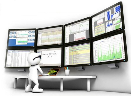 network monitoring center - network-monitoring-center