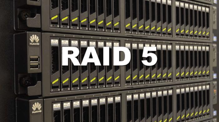 RAID5 - Why RAID 5 is OK on SSD Drives?
