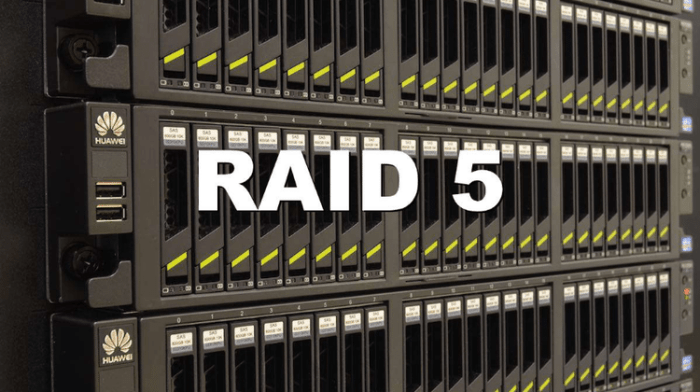 RAID5 - Why RAID 5 is OK on SSD Drives?