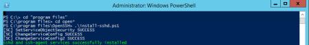 Server 2012 Install OpenSSH - Server 2012 - Install OpenSSH
