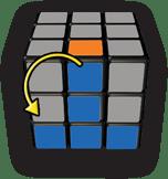 Rubiks Cube Step 3 tip 2 - Rubiks Cube - Step 3 - tip 2