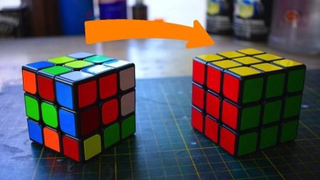 Solving Rubiks Cube - Solving Rubiks Cube