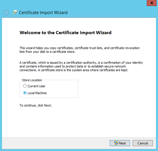 image 1 - Renewing SSL Certificate on Remote Desktop Gateway Server
