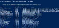 image 11 - How To Get the Full List of Properties of A PowerShell Object