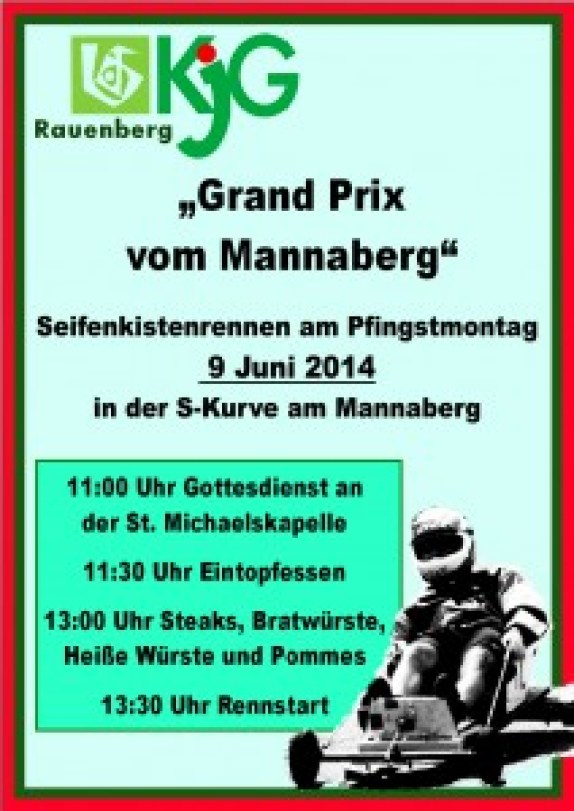 Grand Prix am Mannaberg