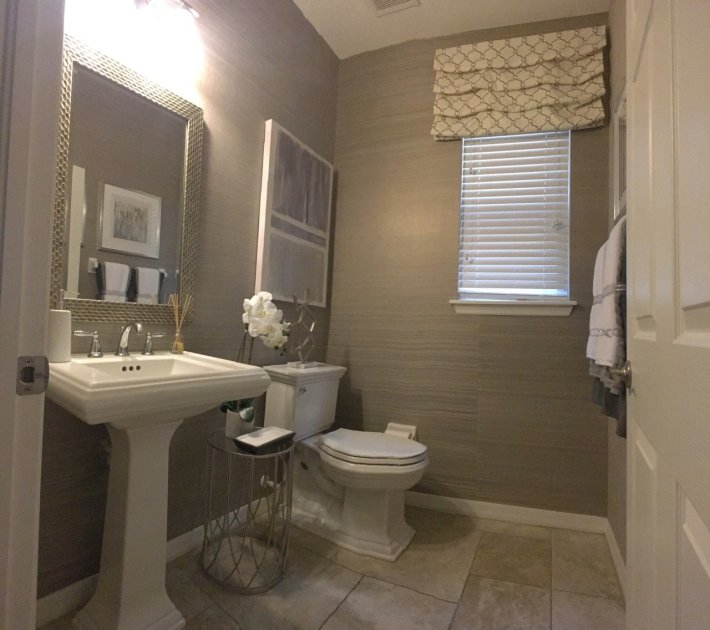 Transitional Bathroom Interior Design