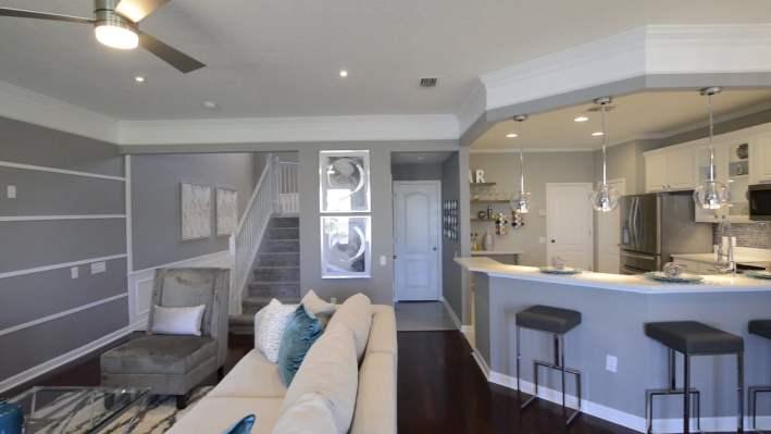 Complete 1st Floor Interior Design