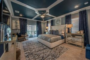 Master Bedroom Interior Design | K. Jillian Designs Tampa