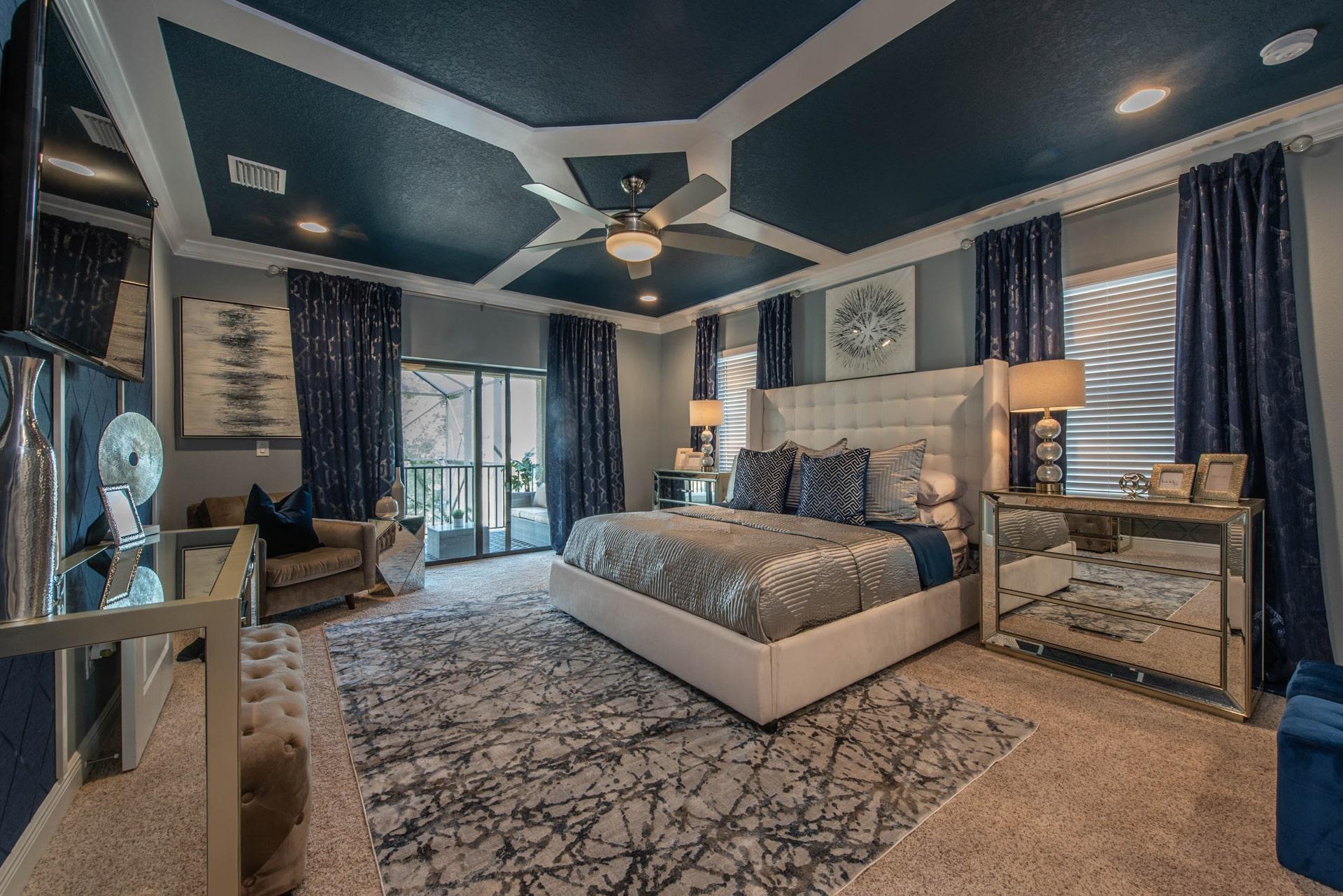 Master Bedroom Interior Design 10 2019 55 K Jillian Designs