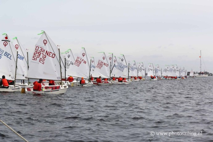 Magic Marine Easter Regatta 2015