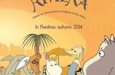 poster Moomin Riviera 2014