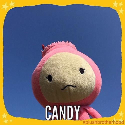 Candy - The Plush Brotherhood
