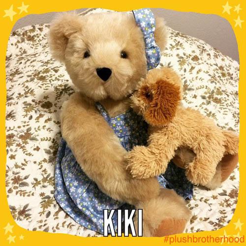 Kiki - The Plush Brotherhood