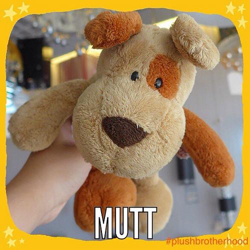 Mutt - The Plush Brotherhood