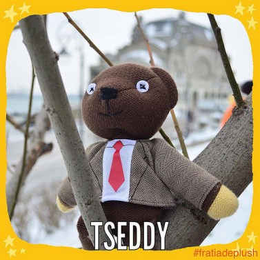 Tseddy - The Plush Brotherhood