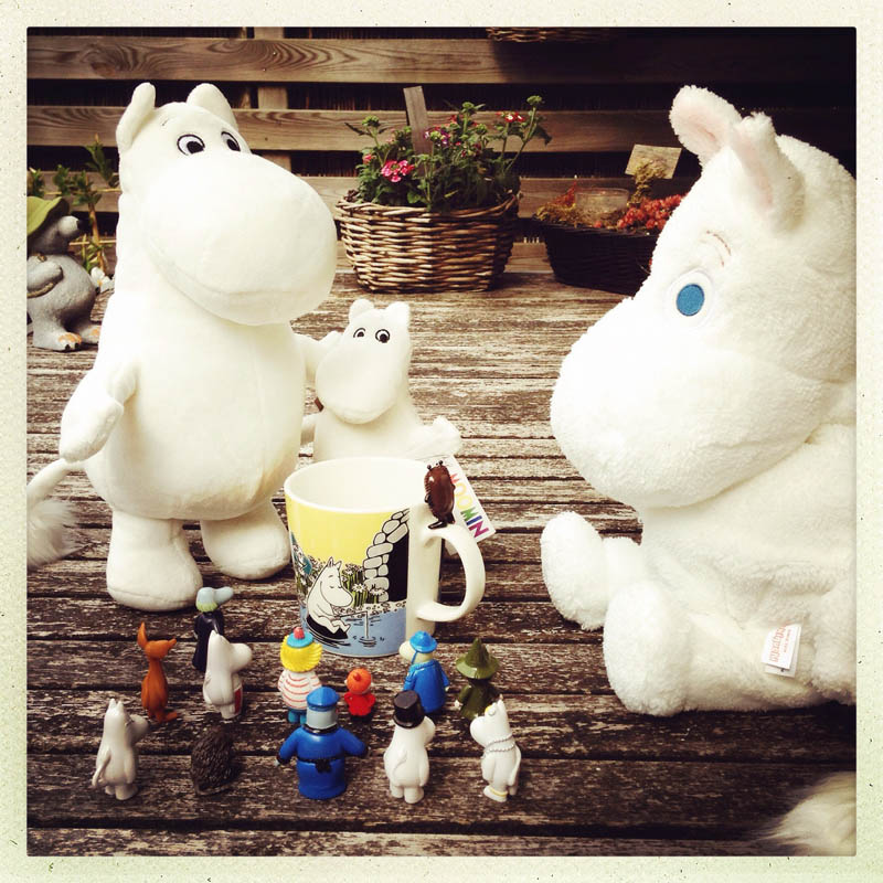 Welcome new Moomins