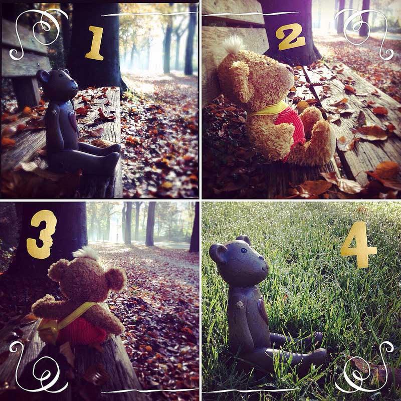 O poveste cu doi ursuleți
