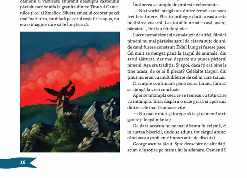 Îmblânzitorul de zmei - ilustrație 2