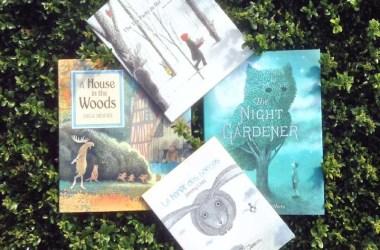 10 cărți ilustrate pentru copii