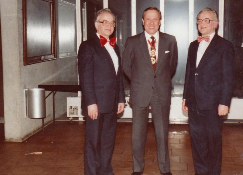Alte Zeiten -Der Wallmann