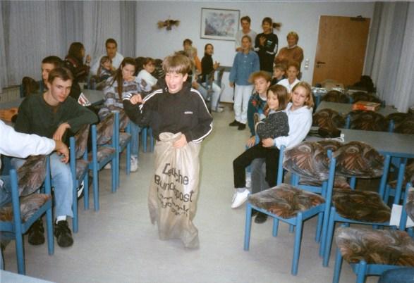 Alte Zeiten -KJV Ausflug