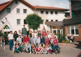 Alte Zeiten -Rhön 2003 Oberbernhard