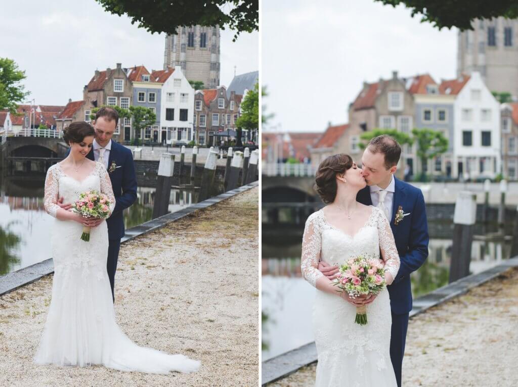 bruidsfoto's Goedereede