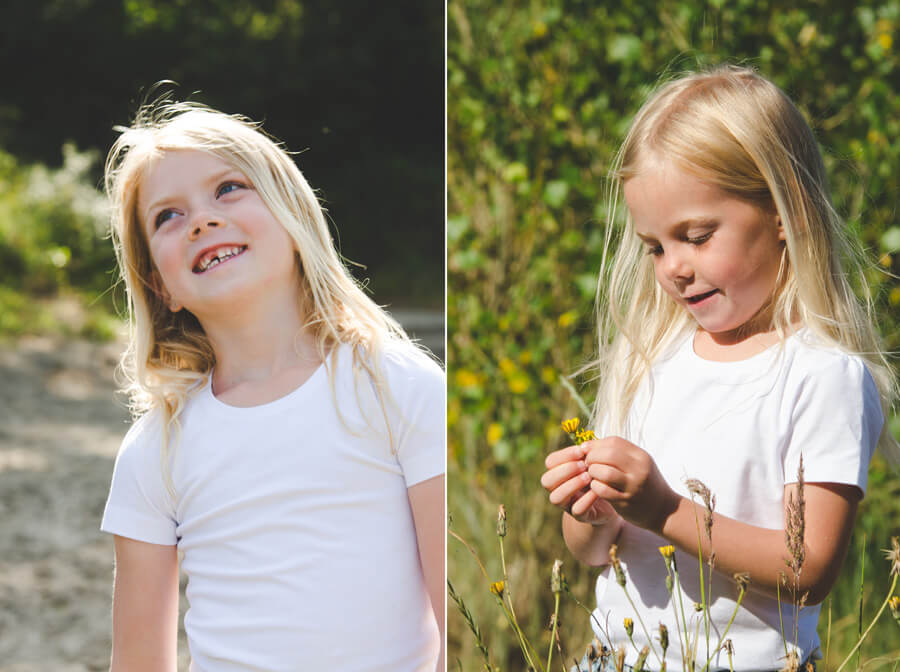 kinderportret natuurlijk licht