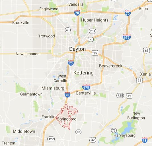 Springboro Ohio