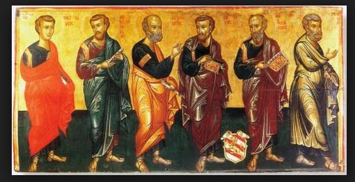 Sukcesja apostolska , nasze wspólne korzenie, sukcesja apostolska naszego Pierwszego Biskupa