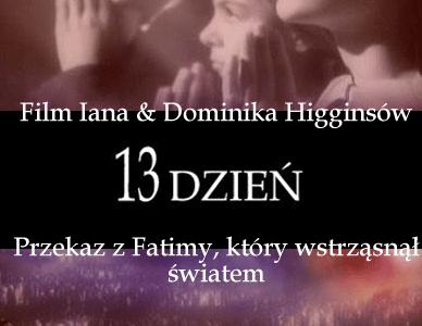 Fatima .13 dzień - film fabularny 13.05.2019