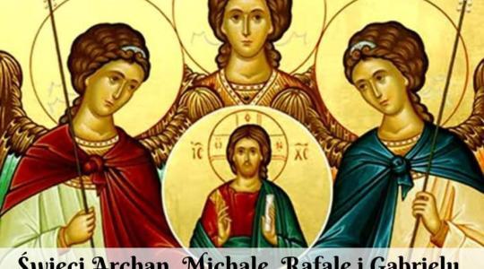 Kim są i gdzie ich można spotkać - Archaniołowie i Anioły