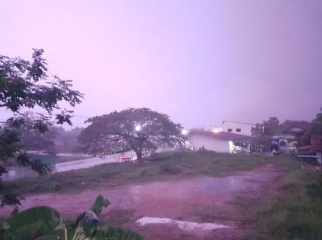 กรมอุตุฯ ช่วงวันที่ 24-28 พ.ค.60 ประเทศไทยจะมีฝนเพิ่มขึ้นกับมีฝนตกหนักถึงหนักมากบางพื้นที่