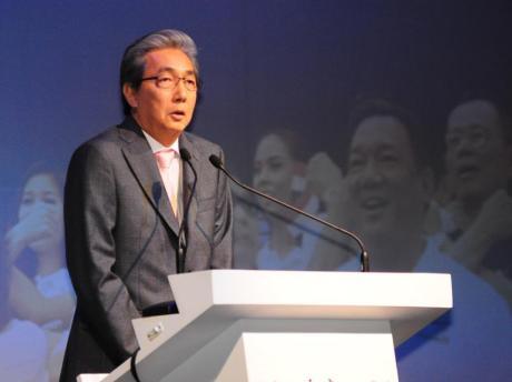 ดร.สมคิด จาตุศรีพิทักษ์ ปาฐกถาในงาน Local Economy 4.0