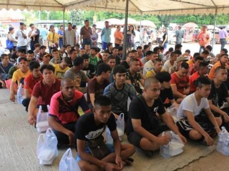หนุ่มขอนแก่น กว่า 600 คน เป็นปลื้มได้รับใช้ชาติ