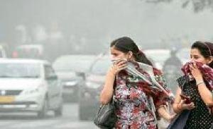 वायु प्रदूषण