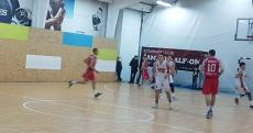 ŠAMPION ALFOM – ROOKIE  79:95
