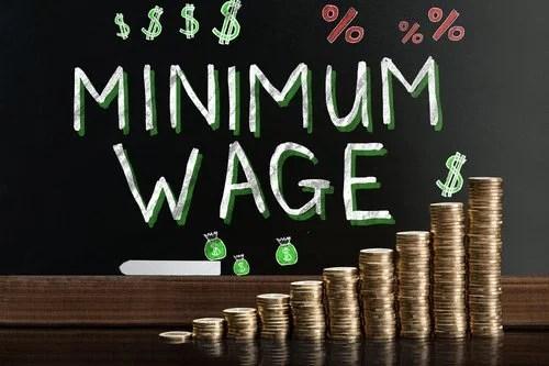 Missouri minimum wage increased in 2021 to $10.30 per hour