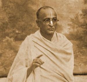 bhaktisiddhanta sarasvati thakur