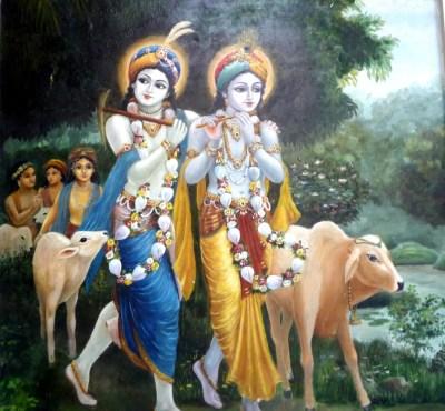 Krishna-Balaram