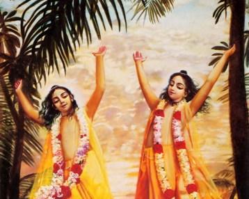 Lord-Caitanya-and-Lord-Nityananda-Dancing