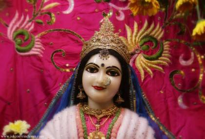 Radharani_vrndavan_18 January