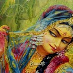 The most outstanding of the gopis