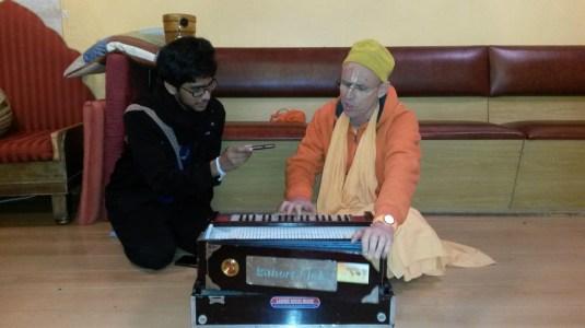 Teaching Rama